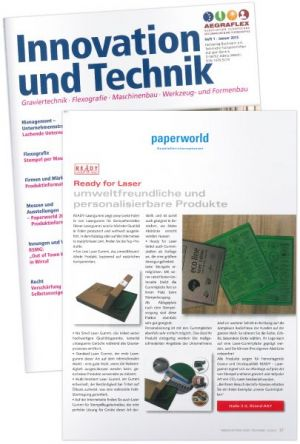 Ready article Innovation und Technik